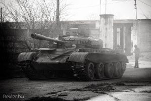 T-55 by SiDiusBexter