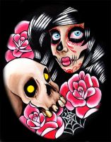 I Want Your Skull by misscarissarose