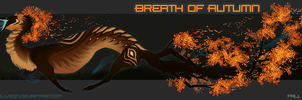 Design Auction: Breath of Autumn (CLOSED) by Skollyson