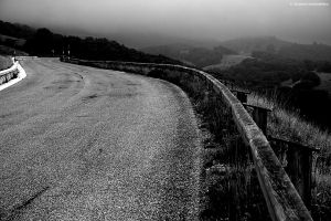 On the road by GiovanniSantostefano