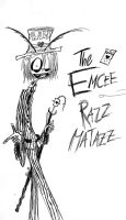Razz Matazz, the Emcee by CountANDRA