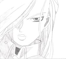 Olivier Mira Armstrong (turned) by Arista-from-my-book