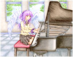 Angel Beats by stray-life