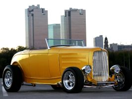 1932 Ford Custom by TheCarloos