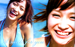 Kamei Eri - A smile for you by AznNamiChan