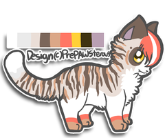 Design for Sale(SOLD) by PrePAWSterous