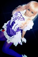 Sheryl Nome : 01 by B-eckiee