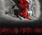 Dragons of the Apocalypse by Ravenfire5