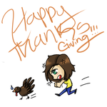 Happy Thanksgiving!! by HetaliaMaid