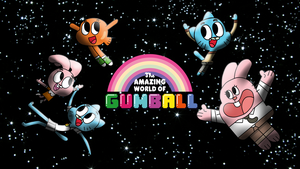 The Amazing World of Gumball (Wallpaper) by TheAljavis