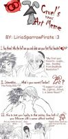 Death Note Yaoi Meme LxLight by LucLeon