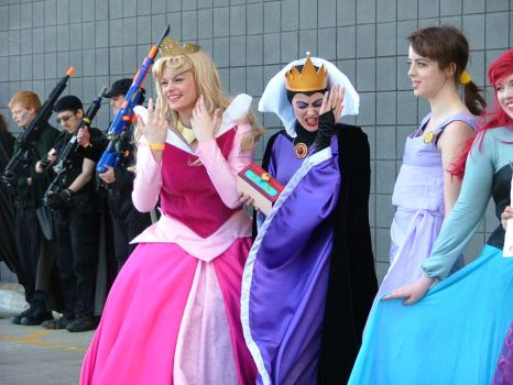 MCM Expo: What in the name of Walt? by LabyrinthLadyLover