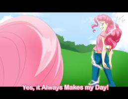 Pinkie Pie Smile HD by Shinta-Girl
