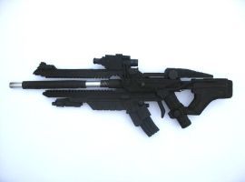 R2-Marksman-Unpainted finish i by Hyokenseisou-Cosplay