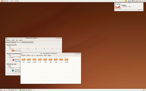 My current desktop, 04-27-2009 by kErNeL-sCrIpT