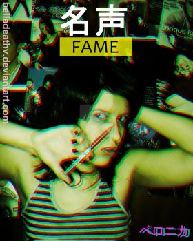 Fame is now injectable 1 by BelladeathV