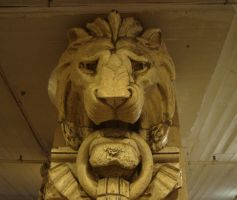 STLCM Lion Head by M3-Productions