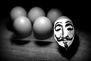 Anonymous Happy Easter by alahay