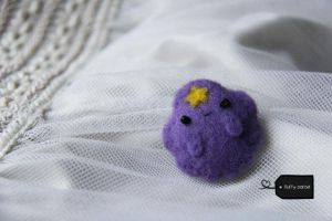 Needle Felted LSP (for sale) by FluffyParcel