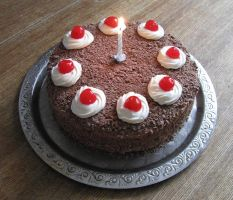 The Cake is NOT a lie by Lammas