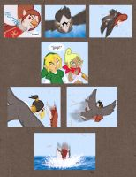 LoZ: ToT Page 2 by BeagleTsuin