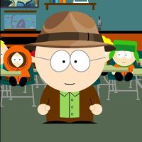Linkara South Park style by 187NotGuilty