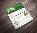 Real Estate Corporate Flyer by Saptarang