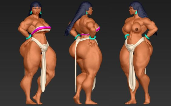 CHEL'S CURVES by B9TRIBECA