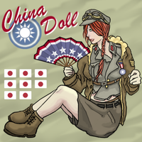 China Doll by ColorCopyCenter