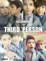 Ryeowook Macro - Third 'Person' xD by AllRiseHyuk