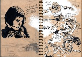 Sketchbook: Olympics 1 by Maxahiss