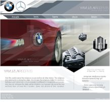 design_for_car_repair_service by eXthemaX