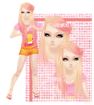 New IMVU Eyebrows by Minority83