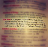 The Definition of Star Wars, In a History Book. by Kikai-Kumo