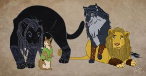 The Durin Zoo by Ruriel