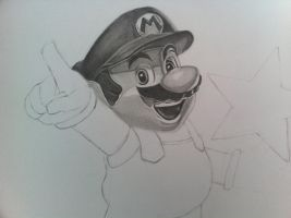 Mario WIP :UPDATED: by Paul2960