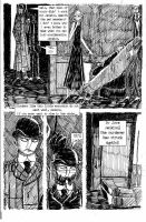 Diary of the Black Widow page by herbertzohl