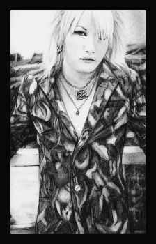 Gazette : Ruki by witegots