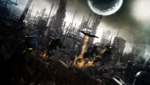 Apocalypse wallpaper by ATNDesign
