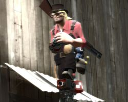 MvM: 2. Point: Get ready! (Mad Engineer ready) by Speavy