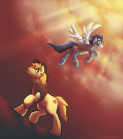 Soarin' up there by Chocolate-Scotch
