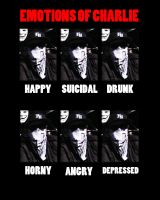 Emotions of Charlie Scene by Wyldfire7