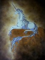The Last Unicorn For Sale by InuRyoko