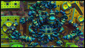 Metamorphosis Construct by eccoarts