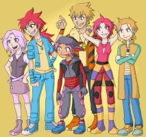 Johto Got Nothing On Us by demonoflight