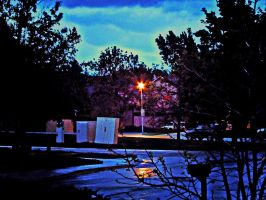 Street Light by StationAperture