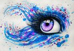 In my eyes by PixieCold