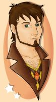 COLLAB: Ben by pinkandfluffy