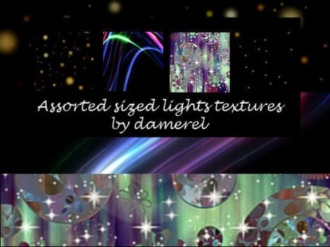 Textures: Lights 3 by damerel