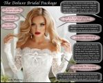 The Deluxe Bridal Package by amandahawkins71